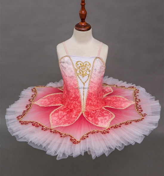 BT00020 Kids Professional Cheap Ballet Tutu