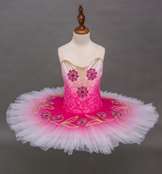 BT00019 Kids Professional Cheap Ballet Tutu