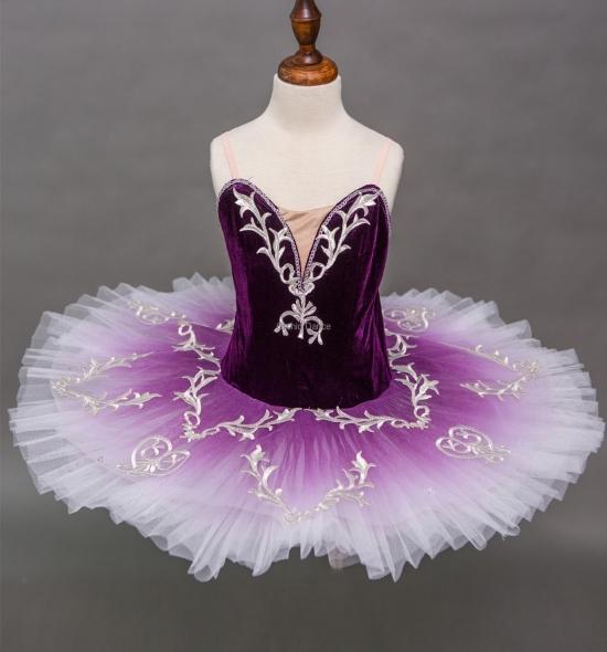 BT00021 Kids Professional Cheap Ballet Tutu