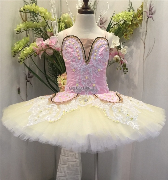 BT00039 Professional Kids Girls Beautiful Ballet Tutu