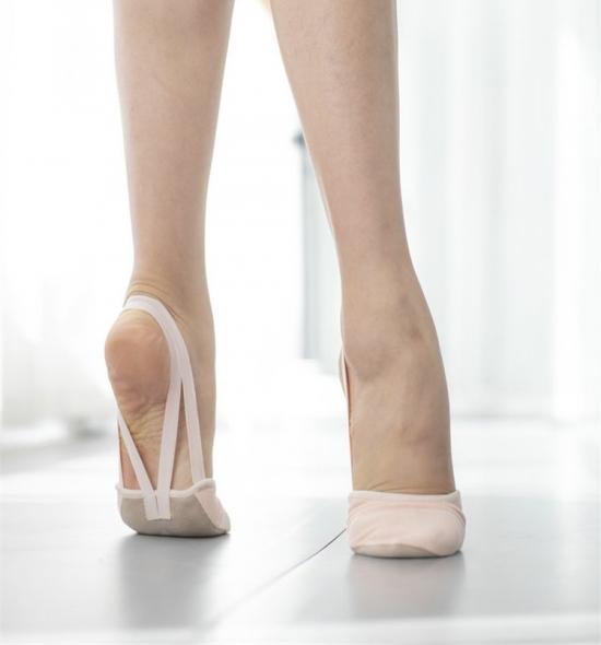 GM0001 Gymnastics Half Shoes