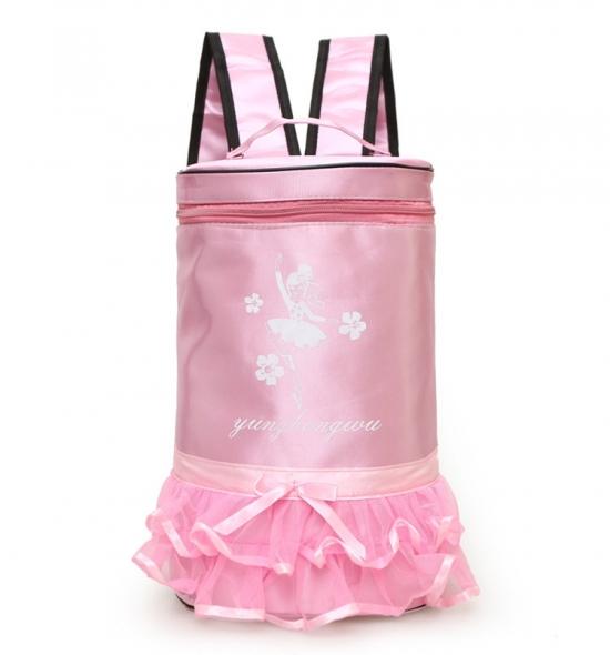 DB00023 Dance Shoe Garment Ballet Bag Girls