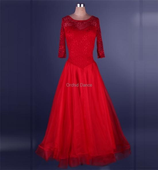 OD-M021 Ballroom Dance Dress