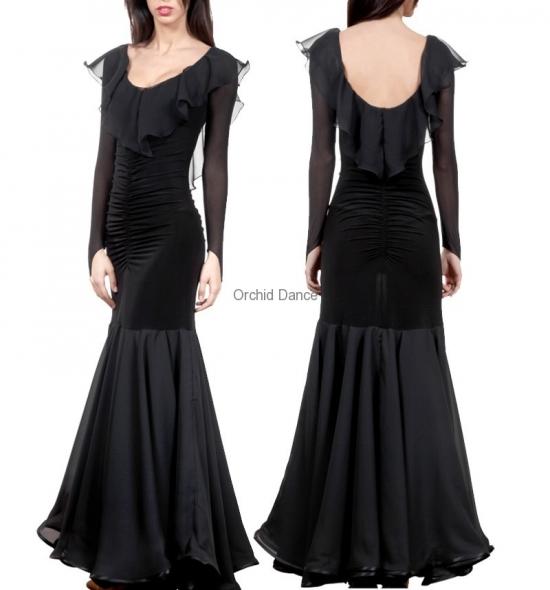 OD-M010 Ballroom Dance Dress