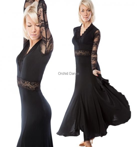 OD-M006 Ballroom Dance Dress