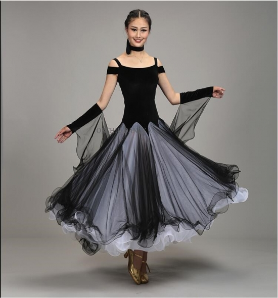 ODBD2018 Ballroom Dance Dress