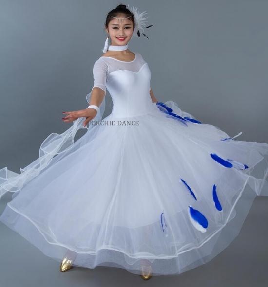 ODBD2019 Ballroom Dance Dress