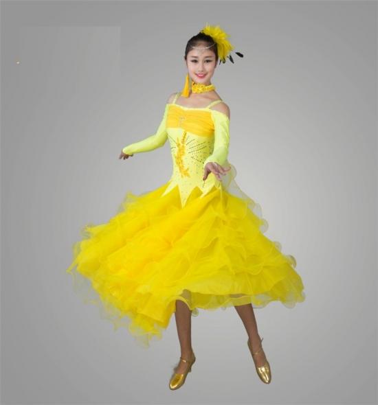 ODBD2014 Ballroom Dance Dress