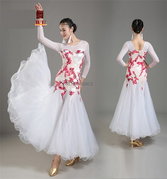 ODBD2007 Ballroom Dance Dress