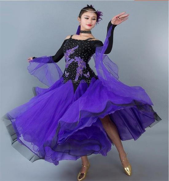 ODBD2012 Ballroom Dance Dress