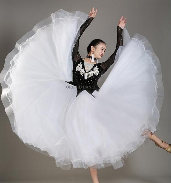 ODBD2005 Ballroom Dance Dress