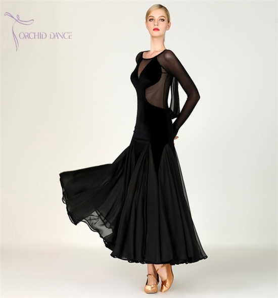 ODBD1113 Ballroom Dance Dress
