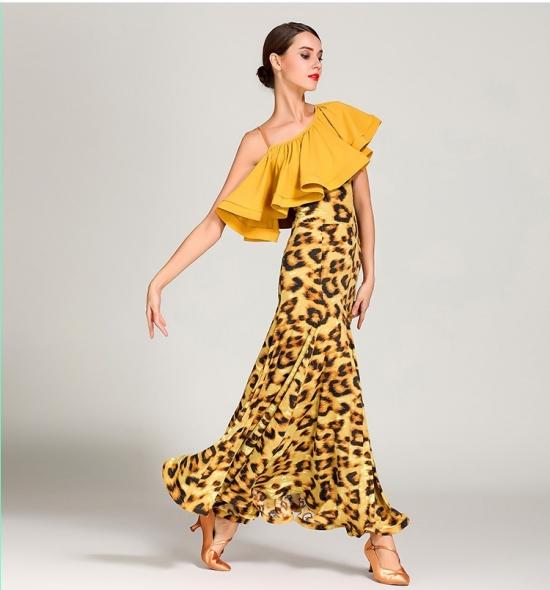 ODBD1117 Ballroom Dance Dress