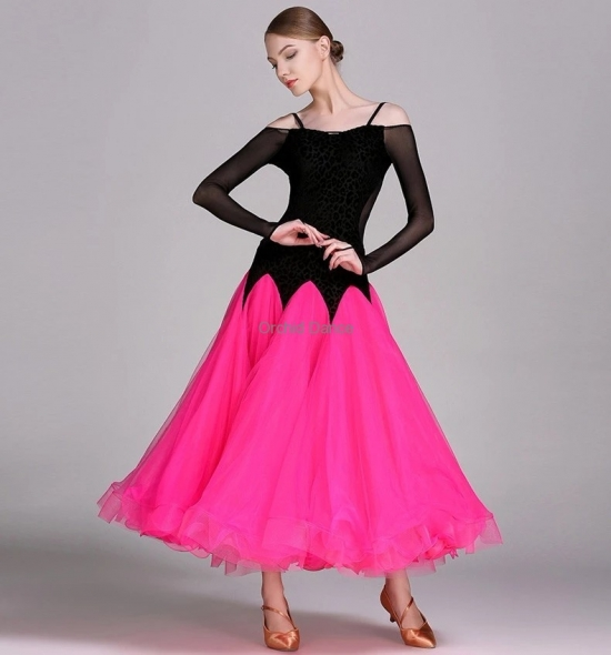 ODBD1073 Ballroom Dance Dress
