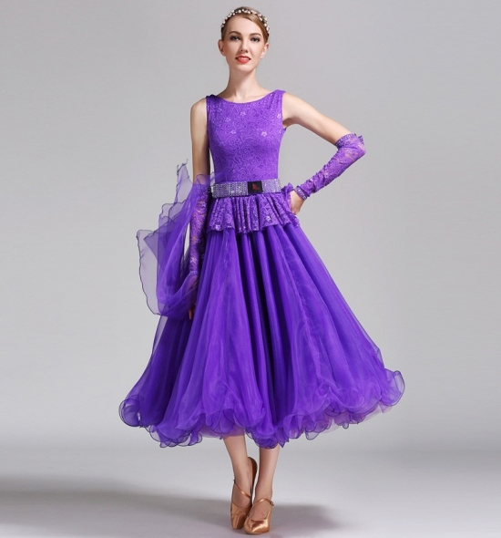 ODBD1070 Ballroom Dance Dress