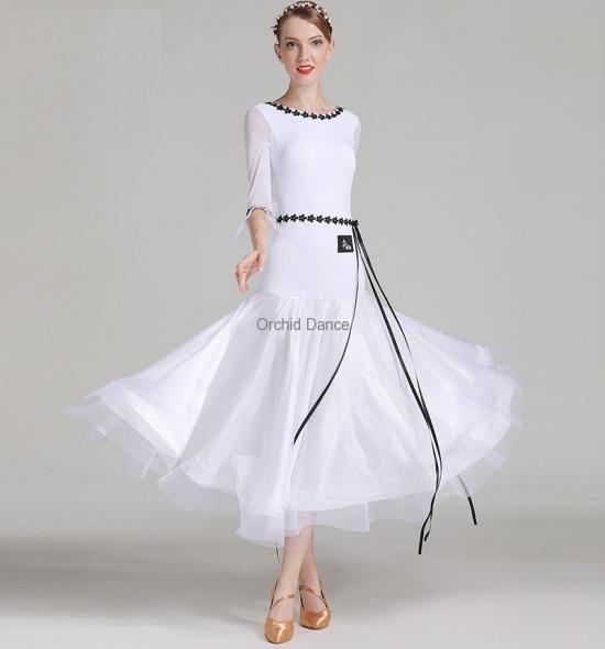 ODBD1068 Ballroom Dance Dress