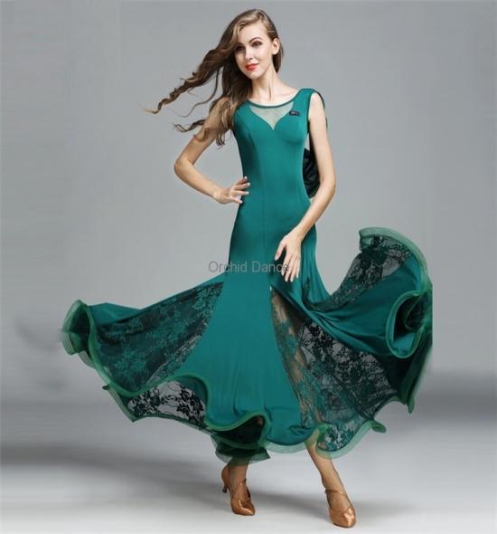 ODBD1060 Ballroom Dance Dress