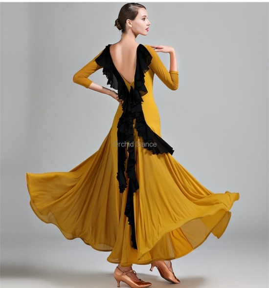 ODBD1053 Ballroom Dance Dress