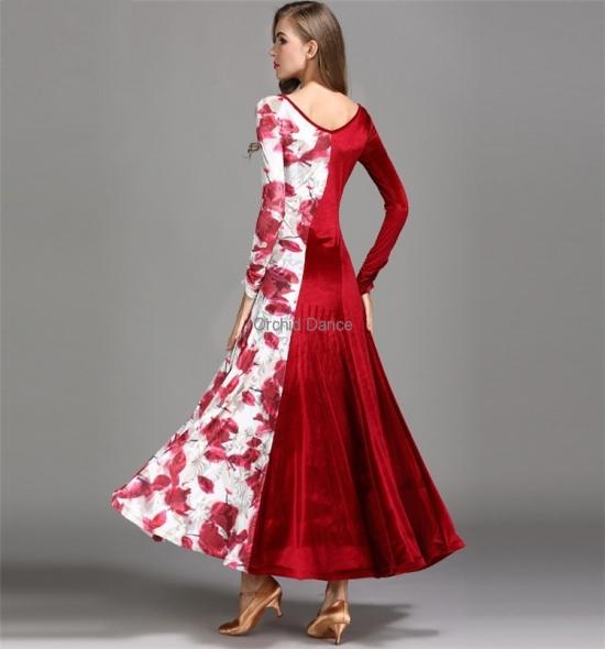 ODBD1051    Ballroom Dance Dress