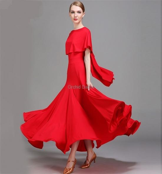 ODBD1048 Ballroom Dance Dress