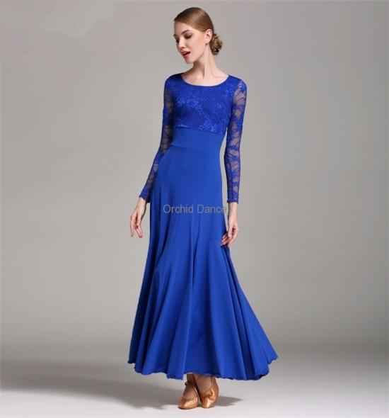 ODBD1028  Ballroom Dance Dress