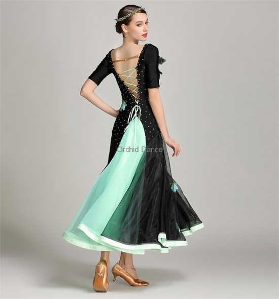 ODBD1040  Ballroom Dance Dress
