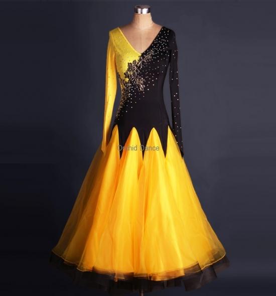 OD-MQ008  Ballroom Dance Dress
