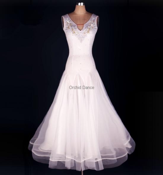 OD-M054  Ballroom Dance Dress