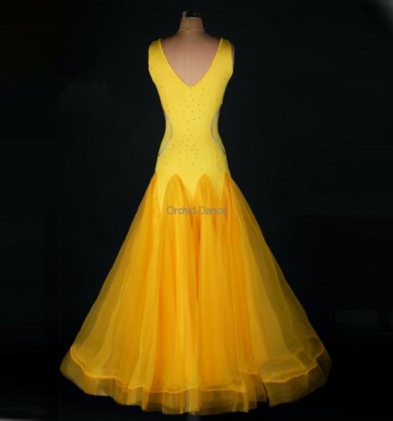 OD-M053   Ballroom Dance Dress