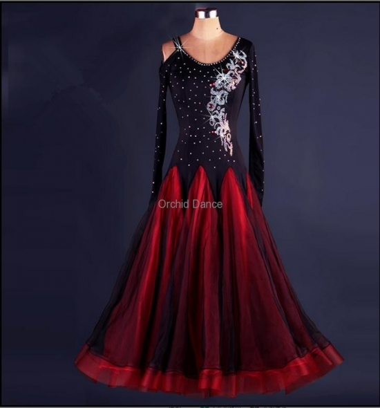 OD-M048 Ballroom Dance Dress