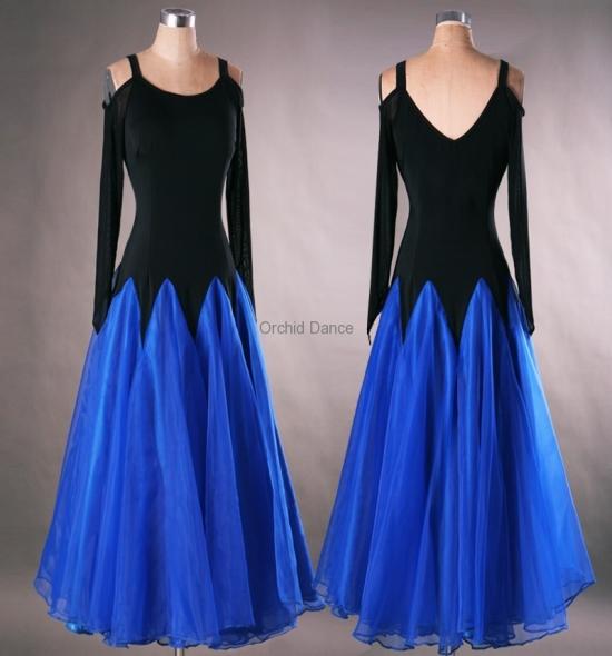OD-M037   Ballroom Dance Dress