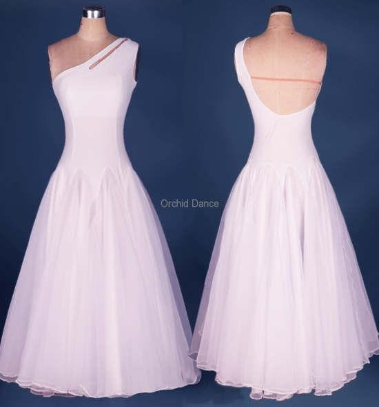 OD-M024  Ballroom Dance Dress