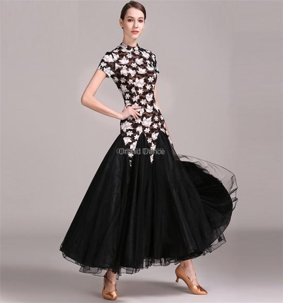 ODBD1072 Ballroom Dance Dress