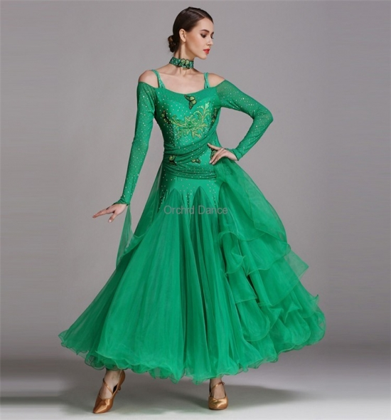 ODBD1024  Ballroom Dance Dress