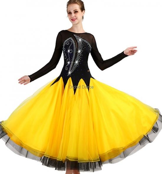 OD-MQ084  Ballroom Dance Dress