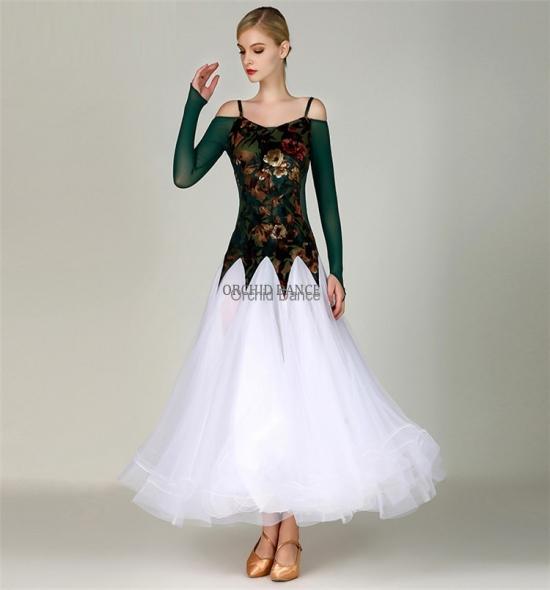 ODBD1109  Ballroom Dance Dress