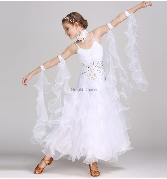 ODBD1082  Ballroom Dance Dress