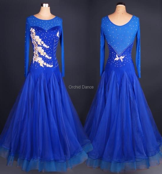 OD-M015 Ballroom Dance Dress