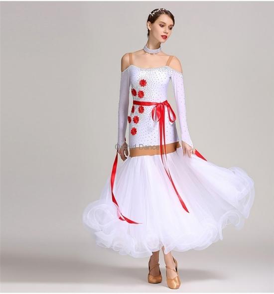 ODBD1108  Ballroom Dance Dress