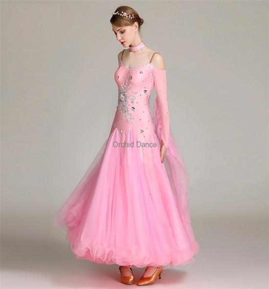 ODBD1096 Ballroom Dance Dress
