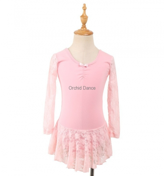 OD-JX017 Lace Ballet Dress