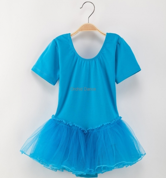 OD-LS003  Kids Ballet Tutu Dress