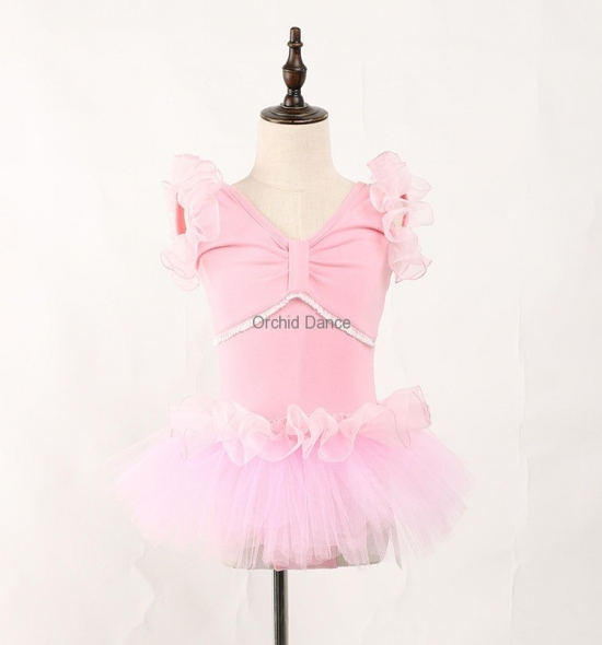 OD-JX003 Kids Ballet Tutu Dress