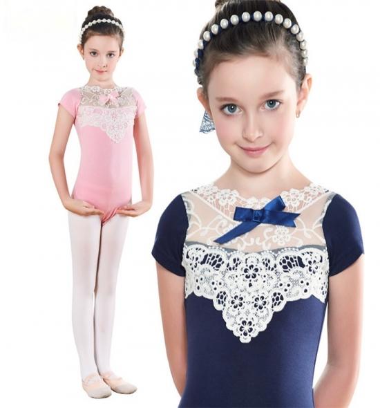 OD-BL301 Girls Ballet Leotard