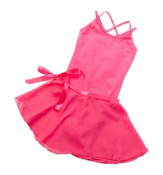 OD-TS001 Dance Leotard Skirt  Set