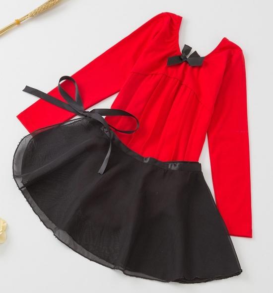 OD-TS019 Dance Leotard Skirt Set